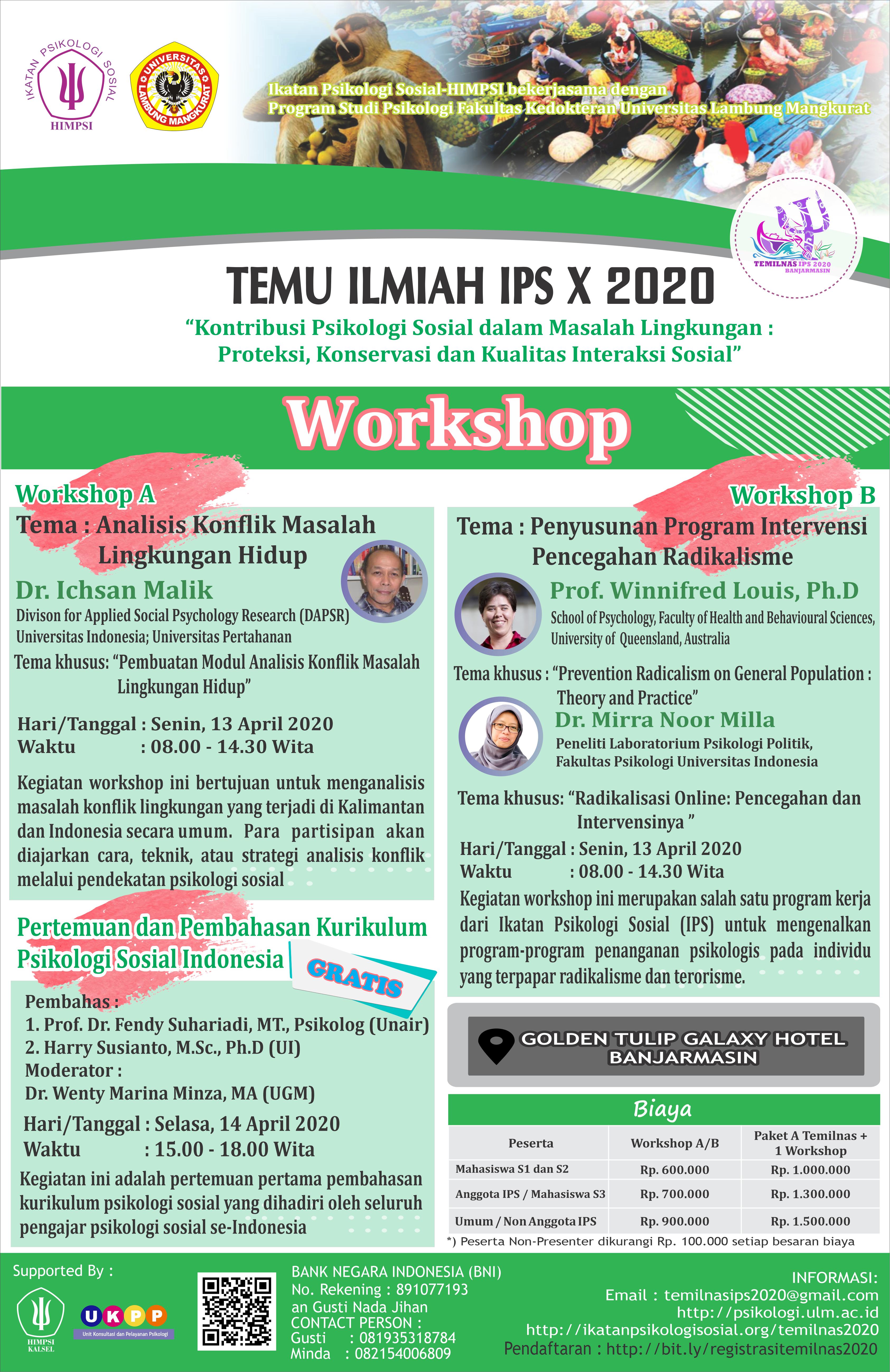 Flyer Workshop IPS 2020